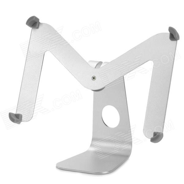 M-Shape Desktop Aluminum Alloy 360 Degree Rotatable Holder for Ipad 2 / 3 / 4 - Silver - DXMounts &amp; Stands<br>Brand N/A Quantity 1 Piece Color Silver Material Aluminum alloy Style Desktop Compatible Models Ipad 2 / 3 / 4 Adjustable Degree 360 degree rotatable Certification CE FCC Other Features Convenient to use; Protects your device from drop; Provides great angle for viewing playing and typing; Firm and stable Packing List 1 x M-shape holder 1 x Base 1 x Nut 1 x Screw 2 x Rubber pads<br>