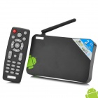 iTaSee IT918-K6 двухъядерных Android 4.2 Mini PC Google TV Player W / 1GB RAM / ROM 8GB / RJ45 - Черный