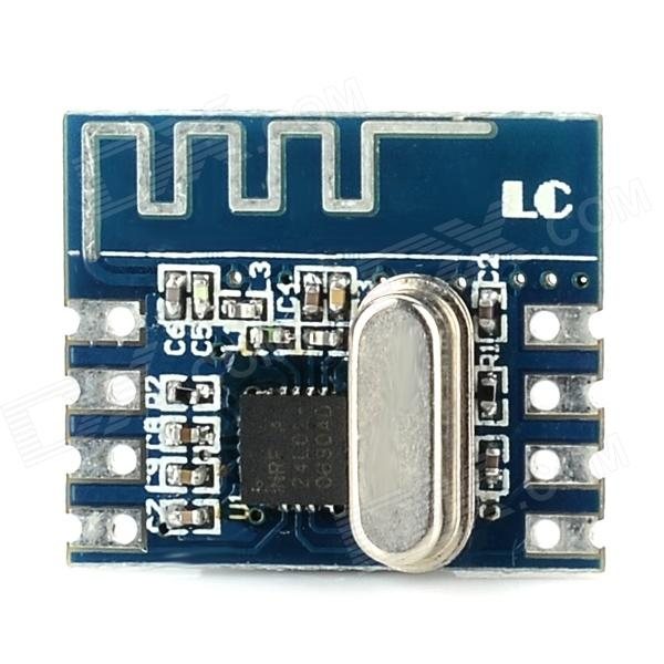 LC NRF24L01 Wireless Data Transmission Module - Blue nrf24le1 wireless data transmission modules with wireless serial interface module dedicated test plate