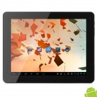 "AM-978 9.7 ""Quad Core Android 4.1 Tablet PC w / 1GB RAM / 8GB ROM / HDMI - Iron Grey + Schwarz"