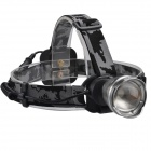 SingFire SF-611A CREE XM-L T6 413lm 3-Mode Cool White Fisheye Zooming Headlight - (1 x 18650)