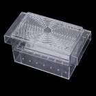 BOYU FH-102 PVC Fish Hatchery - Transparent
