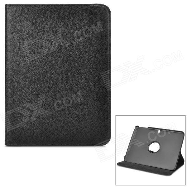 Classic Sheepskin Case w/ 360 Degree Rotating Back Case for Samsung Galaxy Tab 3 / P5200 / P5210