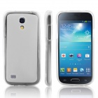 ENKAY Protective Soft TPU Back Case Cover for Samsung Galaxy S4 Mini / i9190 - White