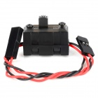 HSP 02050A Replacement Part Switch Cable for 1/10 1/8 Car Model Toy - Black + Red