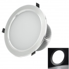 KUNSHI BTD195 18W 1400lm 6500K LED White Ceiling Light - White (85~265V)