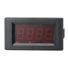 LED Digital Display 0-200K Ohm 3 1/2 Panel Mounting Ohmmeter Gauge