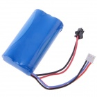 Replacement 18650 7.4V 800mAh 15C Li-ion Battery Pack for R/C Car