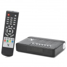 M1 DVB-S / MPEG-2 Mini Digital Satellite TV Receiver - Black