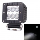 10 Degree Spot 24W 1500lm 6000K Working Light / Daytime Running / Off-Road Lamp w/ 6 x Cree XP-E