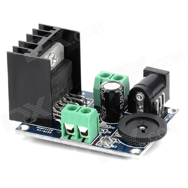 TDA7297 Power Amplifier Module - Blue + Black big power 300w 2 1 multimedia subwoofer power amplifier board bass amplifier board parallel tda7293 3 channel amplifier
