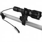 SingFire SF-76C 200lm 1-Mode Green Weapon Hunting Flashlight w/ Cree XP-E R2, Remote Switch, Clip