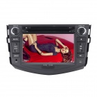 "Joyous J-8620MX 7"" Screen Car DVD w/ GPS, Bluetooth, FM/AM Radio, AUX, Rearview for Toyota RAV4"