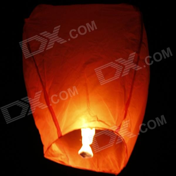 KongMing Candle Powered Flying Sky Lantern (2-Pack/Assorted Color) парафин oneball x wax 5 pack assorted