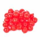Strawberry Scented Schwimmende PPE Fishing Lure Bait - Red (30 PCS)