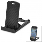 Mini Adjustable Mobile Phone Stand Holder - Black