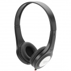Ditmo DM-4600 Stereo Headset Headphone - Black + White + Red
