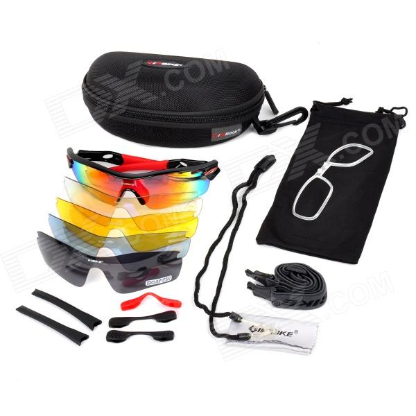 polarized goggles  INBIKE IG911 Cycling UV400 Protection Polarized Goggles w ...