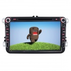 "Joyous J-8613MX-8 8"" Screen Car GPS DVD Player for VW Passat, Jetta, Polo, Skoda, Amark, Seat Leon"