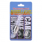 Motion Activated RGB LED Wheel Lights for Bikes and Cars (2-Pack)