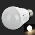 MT-5W-01-NBG 4.4W 120lm 3500k E27 2835 Warm White Light LED Bulb - White