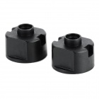 HSP 02039 Differential Case for 1/10 R/C Oil Car - Black (2 PCS)