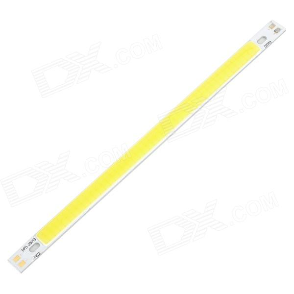 Epistar D0389-20010 DIY 14w 1300lm 6500k White Light Lighting Module - White + Yellow