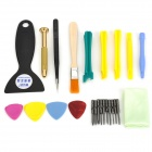 WLXY 9800 Professional Electronic Repair Tools Kit for Cell Phone - Black