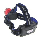 LWJ-45 600lm 3-Mode White Zooming Headlamp w/ Cree XM-L T6 - Red (1 / 2 x 18650)