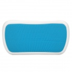 Freely Move Rolling Ball Magic Wrist Rest - Blue + White