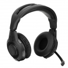 SOUND FRIEND SF-GH400 USB 2.0 Gaming Headphone w/ Microphone - Black
