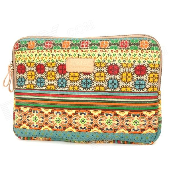 Bohemian Protective Soft Pouch Bag for 15 / 15.4 / 15.6 Laptop Notebook 720566 501 720566 001 for hp envy 15 notebook 15t j100 notebook laptop motherboard for quad touchsmart 15 15t hm87 systemboard