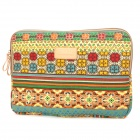 "Bohemian Protective Soft Pouch Bag for 15"" / 15.4"" / 15.6"" Laptop Notebook"