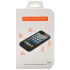Explosion-proof Tempered Glass Glossy Screen Guard for Samsung Galaxy S4 Mini - Transparent