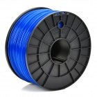 Heacent P003 3mm PLA Filament for Heacent 3DP01 3D Printer - Blue + Black