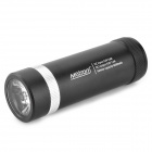 Metrans MP30 Water Resistant 6600mAh Mobile Power Bank w/ LED Flashlight - Black