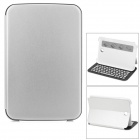 Supper Thin Aluminum Alloy 61-key Bluetooth Keyboard Case for Samsung Galaxy Note N5100 / N5110