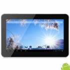 Ampe A95 9″ Android 4.2.2 Tablet PC w/ 512MB RAM / 8GB ROM / G-Sensor – Silver + Black