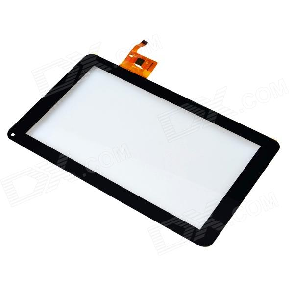 "Replacement 9"" Capacitive Touch Screen for F9 / X9 - Black + Transparent"