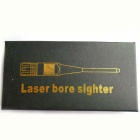 Green Dot Laser Bore Sighter Boresighter Kit para 22 milímetros ~ 50 milímetros Caliber Rifle Scope Caça - Preto