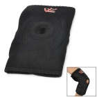 Adjustable Sport Protective Magnetic Elbow Support Pad Guard - Black