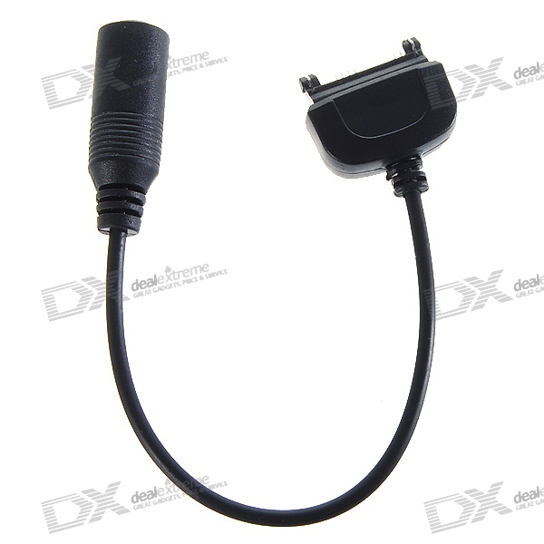 3.5mm Stereo Headphone Audio Adapter for Nokia 7210/N70 (16.4CM-Cable)