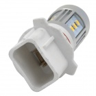 P13W 15W 700lm 6500K 15-2323 SMD LED White Light Car Headlamp - Silver + White (10~30V)
