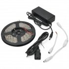 Dimmable 72W 1200lm 300-5050 SMD LED Frio Blanco Luz Franja