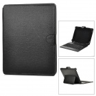 "Einstellbare 80-Key USB Wired Keyboard Case w / Stand für 8 ""~ 9.7"" Android Tablet PC - Schwarz"