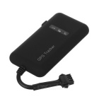 GPS / GSM / GPRS Monitoreo antirrobo CarTracker - Negro