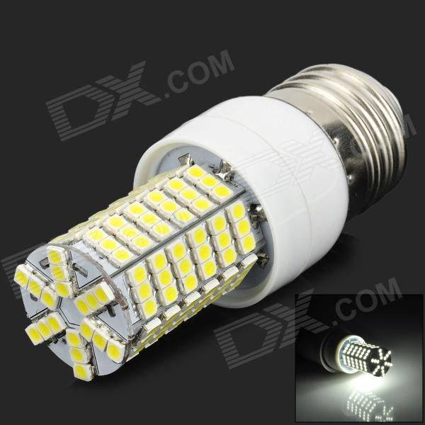 купить Lexing LX-YMD-001 E27 4W 380lm 7500K 144-3528 SMD LED White Light Lamp - White + Yellow недорого