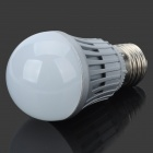 FIRI-HBL035 E27 3.5W 260lm 6500K 6-5630 SMD LED White Light Bulb - серебро