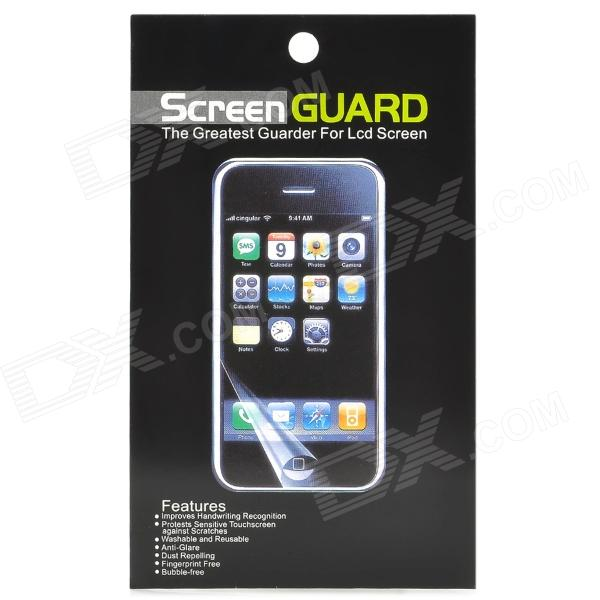 Waterproof Protective PET Screen Protectors w/ Cleaning Cloths for Samsung Galaxy S4 Zoom (C1010)