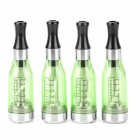 CE4 E-Cigarette Round Mouth Atomizer w/ 1~5ml Scale Display - Green (4 PCS)